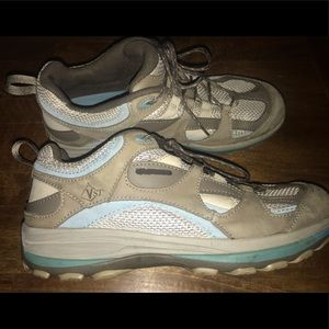 Womens Vasque VST Hiking Shoes, size 10.5